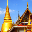 Wat Phra Kaeo temple — Stock Photo