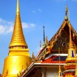 Stock Photo: Wat Phra Kaeo temple