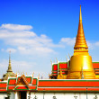 Wat Phra Kaeo temple — Stock Photo #1475214