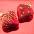 Royalty-Free Stock Photo: Pair hearts