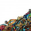 Stock Photo: Bright jewelry background