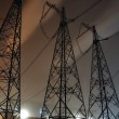 Stock Photo: High power in night