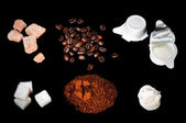 Coffee ingredient — Foto Stock