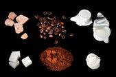 Principio di caffè — Foto Stock
