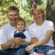 Happy family — Stock Photo #1210876