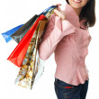 Shopping woman — Stock Photo #1211917