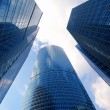 Stock Photo: Business glass buildings