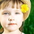 Little girl — Stock Photo #1213245