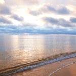 Beautyful sky and sea — Stock Photo