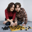 Playing chess — Stock Photo #1294399