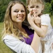 Mother and daughter — Stock Photo #1553215