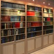 Bookcase with old book — Stock Photo #2529096