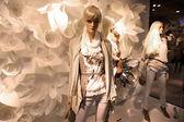 Fashion dress on mannequin — Stock Photo