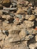 Masonry stonework — Stock Photo