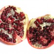 Two half pomegranate — Stock Photo #2348935