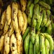 Royalty-Free Stock Photo: Banana shop