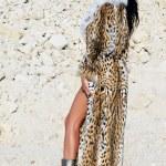 Girl in furs 15 — Stock Photo #1227724