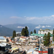 Royalty-Free Stock Photo: Panoramic photo of Darjeeling, Himalayas