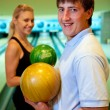 Bowlers — Stock Photo