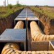 Stock Photo: Trunk pipeline
