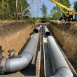 Trunk pipeline - Stock Photo