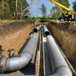 Trunk pipeline — Stock Photo #1228910