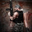 Royalty-Free Stock Photo: Special forces