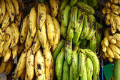 Banana shop — Stock Photo
