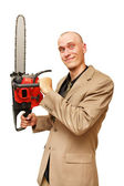 Chainsaw 7 — Stock Photo
