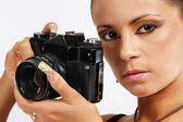 Photo'n'glam — Stock Photo