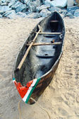Indian boat 2 — Stock Photo
