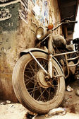 Old bike — Stock fotografie