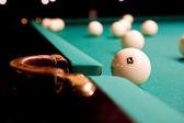 Billiard — Stock Photo