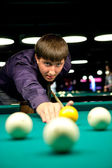 Billiard — Stockfoto
