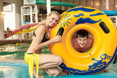 Waterpark — Stockfoto