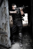 Forces spéciales — Photo