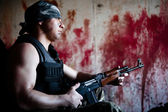 Mercenary — Stock Photo