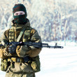 Stock Photo: Russisoldier