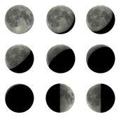 Luna — Stock Photo