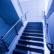 Empty staircase in office — Foto de Stock