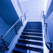 Empty staircase in office — ストック写真