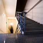 Empty staircase — Stock Photo