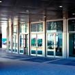 puertas en oficina — Foto de Stock