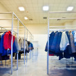 Many clothes — Stock Photo