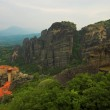 4 Meteora monasteries — Stock Photo #1327611