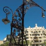 La Pedrera, Antoni Gaudi — Stock Photo #1327635