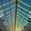 Foto de Stock  : Vertical view on ceiling