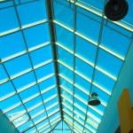 Futuristic complex ceiling — Stock Photo #1328323