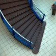 Stock Photo: Stair in office centre