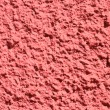 Red stucco wall - Stock Photo